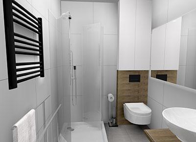 Projekt I Aranżacja Twojej łazienki Wizualizacje łazienek